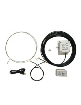 100kHz-30MHz Loop Active Receiving Antenna for MLA-30 Short Wave Radio 1 set