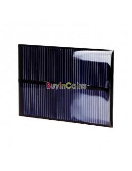 1W 5V Solar Panel Module Solar System Cells Epoxy Charger DIY 86mmx38mm