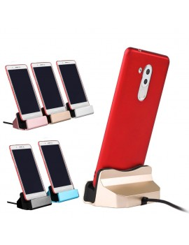 Micro USB Charger Charging Dock Cradle Stand Station For Android Phone
