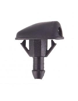 2pcs Car Auto Window Windshield Washer Plastic  Spray Wiper Sprinkler Nozzle