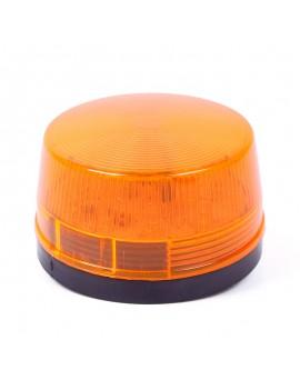 12V Security Alarm Strobe Signal Safety Warning Flashing LED Light Lamp