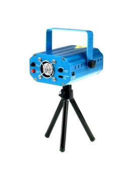 HWC-020 Starry Star Style Mini Lighting Projector Blue & Black(EU Standard)