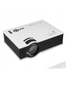 UNIC UC46+ Wireless WIFI Mini Full HD Multimedia Video Home Cinema LED Projector