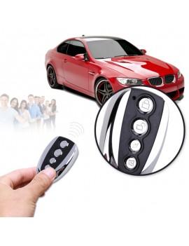 433MHz Wireless Auto Remote Control Duplicator Key for Garage Door Portable Door Lock Copy Remote Control Duplicator