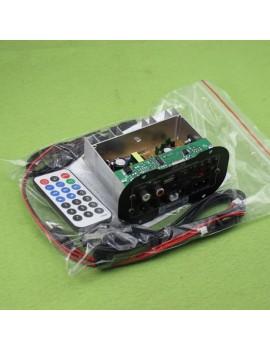 30W Car Subwoofer Bluetooth MP3 Audio Hi-Fi Bass Amplifier Board