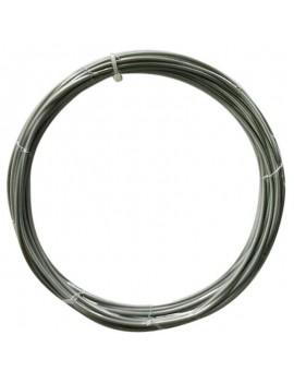 10m 1.75mm ABS Filament High Accuracy 3D Printer Accessories Silver
